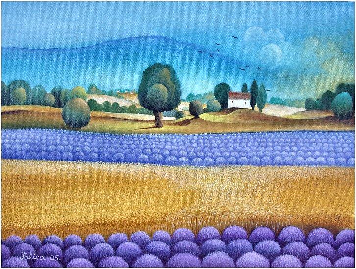 Remembering Provence I
