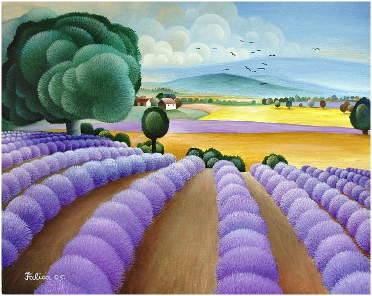Remembering Provence II