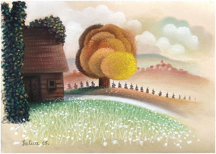 Vineyard cottage I
